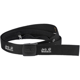 Jack Wolfskin Secret Brede Riem, black